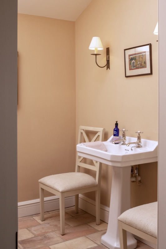 Project number 2484 - The guest bathroom within the new cloister